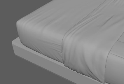 Bed Sculpt